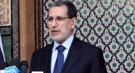 العثماني: الحكومة في صيغتها الجديدة تمتثل لمعايير النجاعة والكفاءة