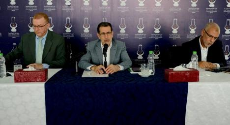 العثماني: حزبنا قوي..وهكذا سيبقى متصدرا للمشهد السياسي