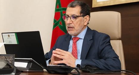 """رئيس الحكومة: قرارات لجنة اليقظة الاقتصادية تؤكد حرصنا على تجاوز آثار """"كورونا"""""""