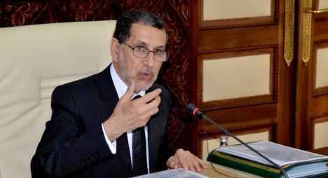 العثماني يعلن أولويات مشروع مالية 2019