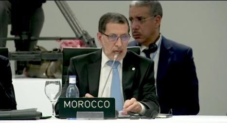 "COP25"" "".. العثماني يدعو لإرساء مقاربة عادلة ومستدامة من أجل المناخ"