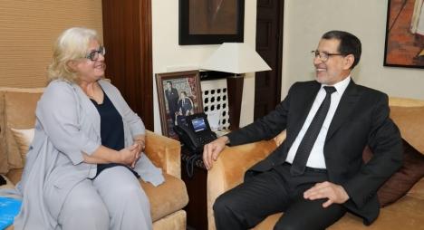 العثماني يؤكد حرص المغرب على تعزيز التعاون مع اليونسكو