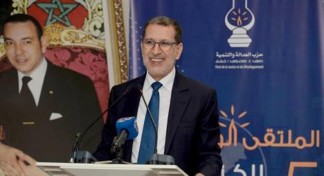 العثماني ينوه بأداء وزراء العدالة والتنمية الذين غادروا الحكومة
