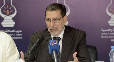 العثماني: الحكومة عازمة على بذل مزيد من الجهد لرفع وتيرة الإصلاحات