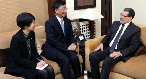 العثماني: المغرب يولي أهمية خاصة للتعاون مع الصين