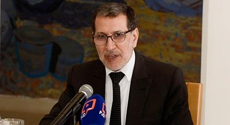 العثماني: بلدنا عبرت عن الألق والقدرة على مواجهة الأزمات