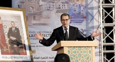 رئيس الحكومة: نعمل على توفير التغطية الصحية للمهندسين المعماريين خلال السنة الجارية