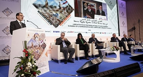 العثماني: للمهندس المعماري دور أساسي في تثمين الأصالة المعمارية للمملكة