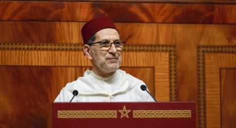 العثماني: تقديم الحصيلة المرحلية للعمل الحكومي لحظة ديمقراطية بامتياز