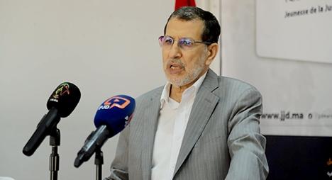 رئيس الحكومة: هاجسنا اليوم إخراج خطة وطنية لإنعاش الاقتصاد المغربي