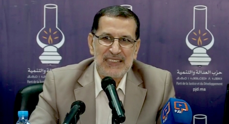"""العثماني: حزب """"المصباح"""" أعطى البرهان على احترام ديمقراطيته الداخلية رغم الصعوبات"""