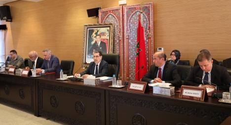 العثماني يترأس اجتماع مجلس التوجيه الاستراتيجي لوكالة حساب تحدي الألفية-المغرب
