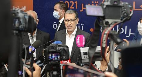 العثماني: تفاجأنا بعدم تسليم محاضر التصويت ولا يمكن قول رأينا في النتائج بدونها