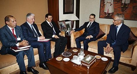 رئيس البنك الإسلامي للتنمية  يشيد بجودة الشراكة الإستراتيجية مع المغرب
