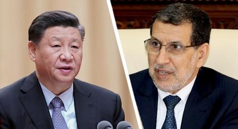 لهذا السبب..العثماني يراسل الأمين العام للحزب الشيوعي الصيني
