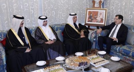 المغرب وقطر يؤكدان حرصهما على تطوير العلاقات الثنائية على مختلف المستويات