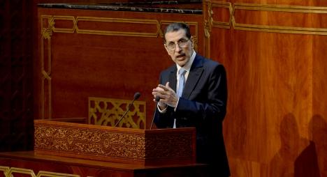 العثماني يحل بالجلسة الشهرية بمجلس المستشارين