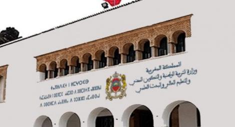 وزارة التربية الوطنية تعلن الموعد الرسمي لانطلاق الدراسة