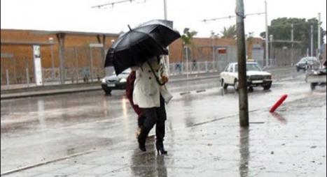نشرة خاصة تحذر: أمطار رعدية مصحوبة برياح قوية نهاية الأسبوع بهذه المناطق