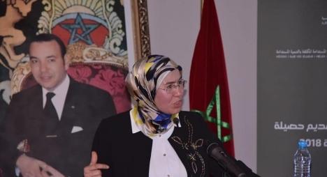 الوفي تُسجل تحقيق تحول نوعي في تدبير النفايات بالمغرب