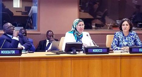 الوفي من نيويورك: المغرب أطلق إصلاحات واسعة لتحسين أدائه الاقتصادي