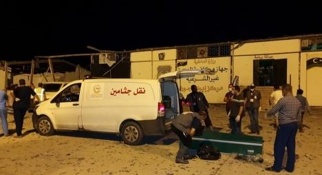 مقتل مواطن مغربي بليبيا جراء سقوط قذيفة شرق طرابلس