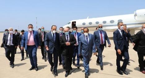 زيارة رئيس مجلس النواب الليبي للمغرب للتشاور بشأن مبادرته لحل أزمة بلاده