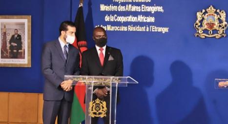 """وزير خارجية مالاوي يؤكد أن بلاده لم تعد لها أية علاقة ما """"البوليساريو"""""""