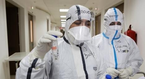 """المغرب يجري 13 ألف تحليلة يوميا للكشف عن فيروس """"كورونا"""""""
