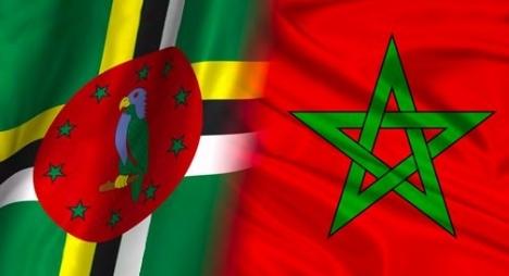 الصحراء المغربية: دومينيكا تعرب عن دعمها الكامل لمبادرة الحكم الذاتي