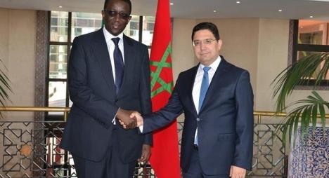 """السنغال تجدد دعمها """"الراسخ والثابت"""" لمغربية الصحراء"""