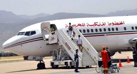 20 مغربيا عالقين بنيجيريا يعودون إلى أرض الوطن
