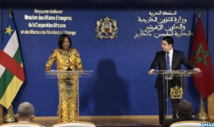 جمهورية إفريقيا الوسطى تجدد دعمها لمغربية الصحراء