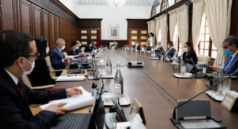 """مجلس حكومي استثنائي للمصادقة على مشروع """"تعديل مالية 2020"""""""