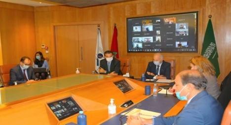 مجلس الأعمال المغربي السعودي يبحث آليات تفعيل التعاون الاقتصادي والشراكة بين البلدين