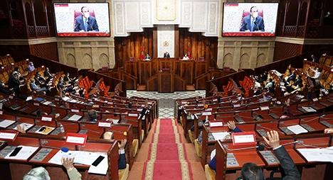 مجلس النواب يصادق على 6 مشاريع تتعلق بالدفاع الوطني وبالقطاع المالي والبنكي