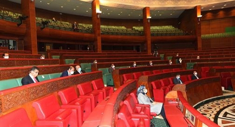 مجلس المستشارين يحدث مجموعة عمل موضوعاتية لإعداد تقرير حول إصلاح التغطية الاجتماعية