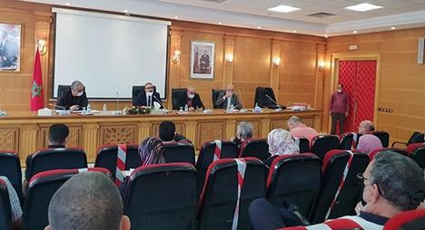 مجلس جماعة طنجة يصادق بالإجماع على جميع النقط المدرجة في دورة أكتوبر