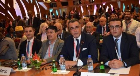 أمكراز يستعرض بأبيدجان جهود المغرب في مجال التشغيل
