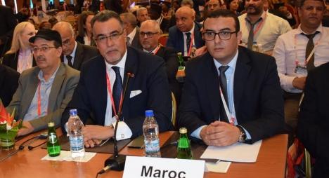 أمكراز يترأس الوفد المغربي المشارك في الاجتماع الإفريقي لمنظمة العمل الدولية