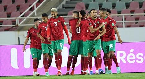 """تصنيف """"الفيفا"""".. المنتخب المغربي يتراجع برسم شهر شتنبر بمركز واحد"""