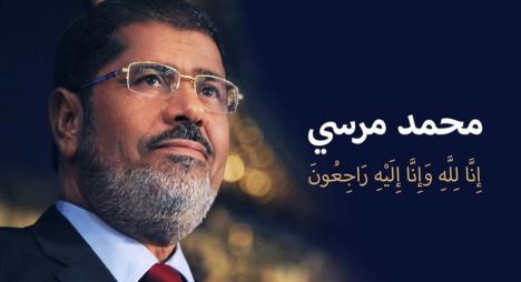 شبيبة العدالة والتنمية: تلقينا ببالغ الحزن والتأثر نبأ وفاة الرئيس مرسي