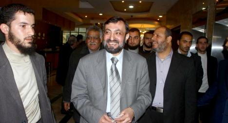 إصابة القيادي في حركة حماس عماد العلمي برصاصة في الرأس
