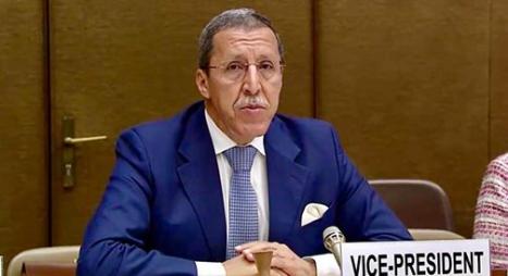 إعادة انتخاب هلال نائبا لرئيس المجلس الاقتصادي والاجتماعي للأمم المتحدة
