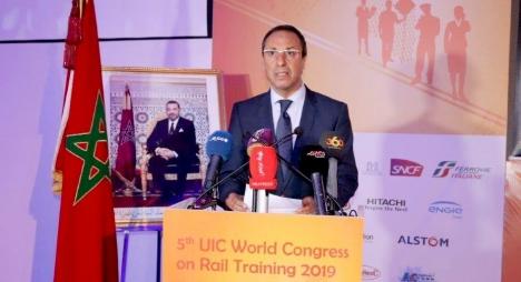 اعمارة: المغرب يطمح لولوج نادي شبكات السكك الحديدية الـ20 الأولى عالميا