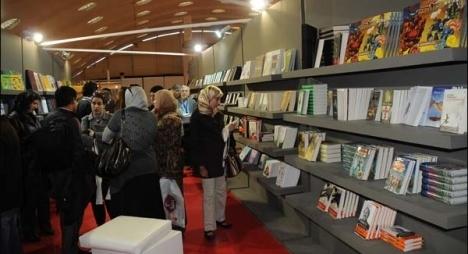 أزيد من 700 عارض في المعرض الدولي للنشر والكتاب بالدار البيضاء