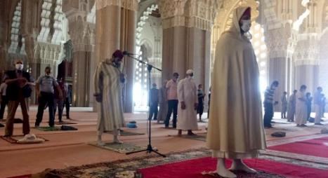 رسميا.. وزارة الأوقاف تعلن إقامة صلاة الجمعة وترفع عدد المساجد المفتوحة