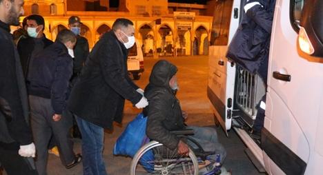 """""""الطوارئ الصحية"""".. المصلي تكشف إيواء 1600 شخص في وضعية الشارع"""