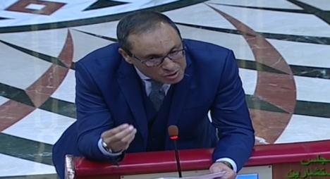 اعمارة: تخصيص 70 مليار درهم لتطوير وتحسين خدمات النقل السككي بالمغرب