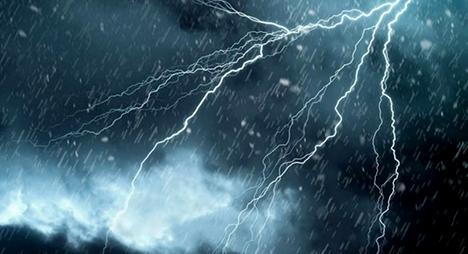 نشرة خاصة.. تساقطات ثلجية وأمطار رعدية بعدد من مناطق المملكة